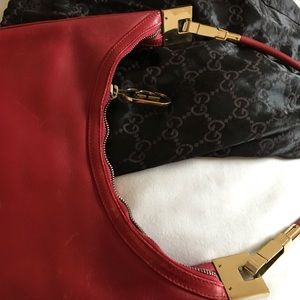 Gucci bag!